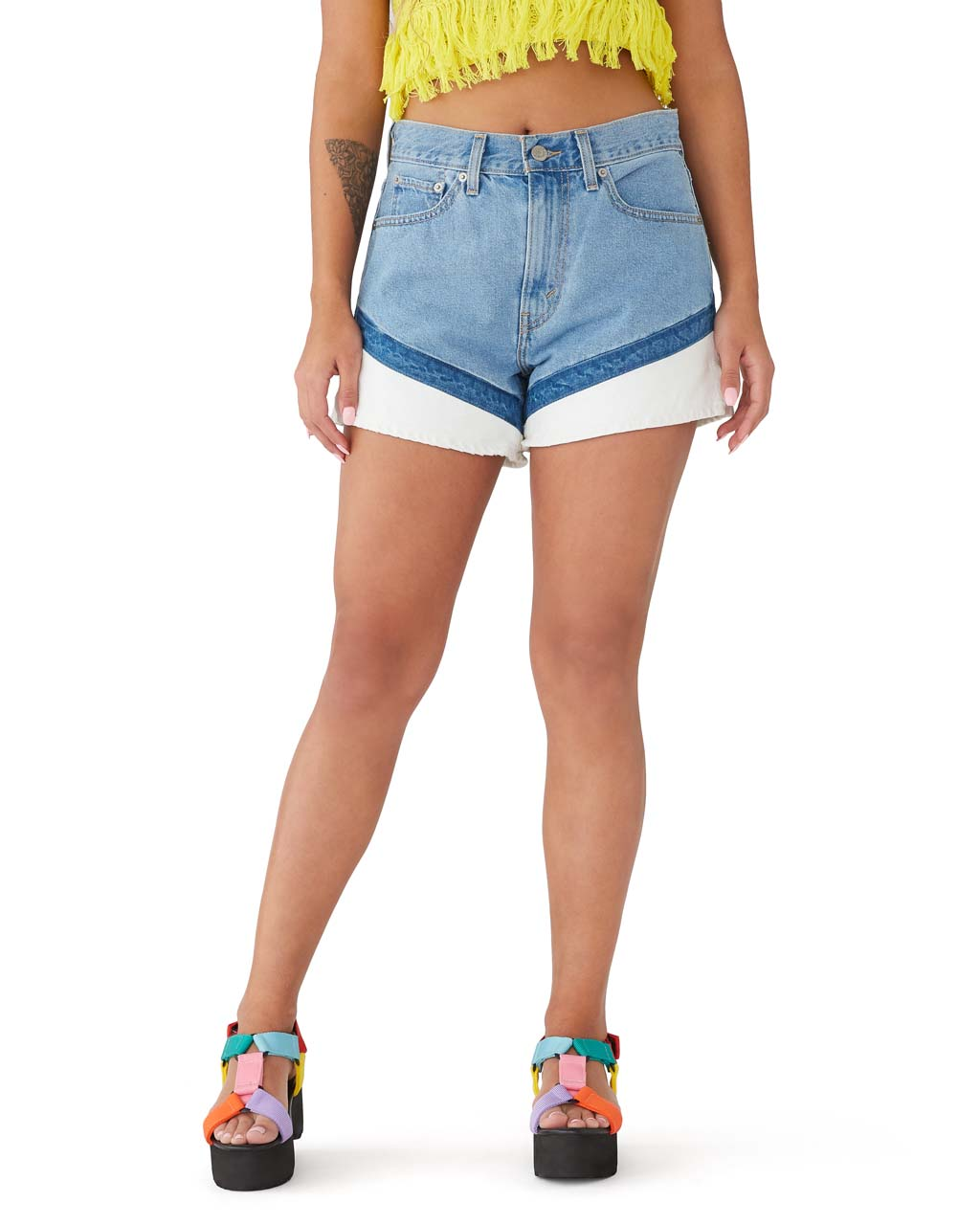 932219b65a A Line Short - On Your Marks by levi's - shorts - ban.do