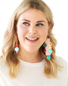Blush Hush Earrings
