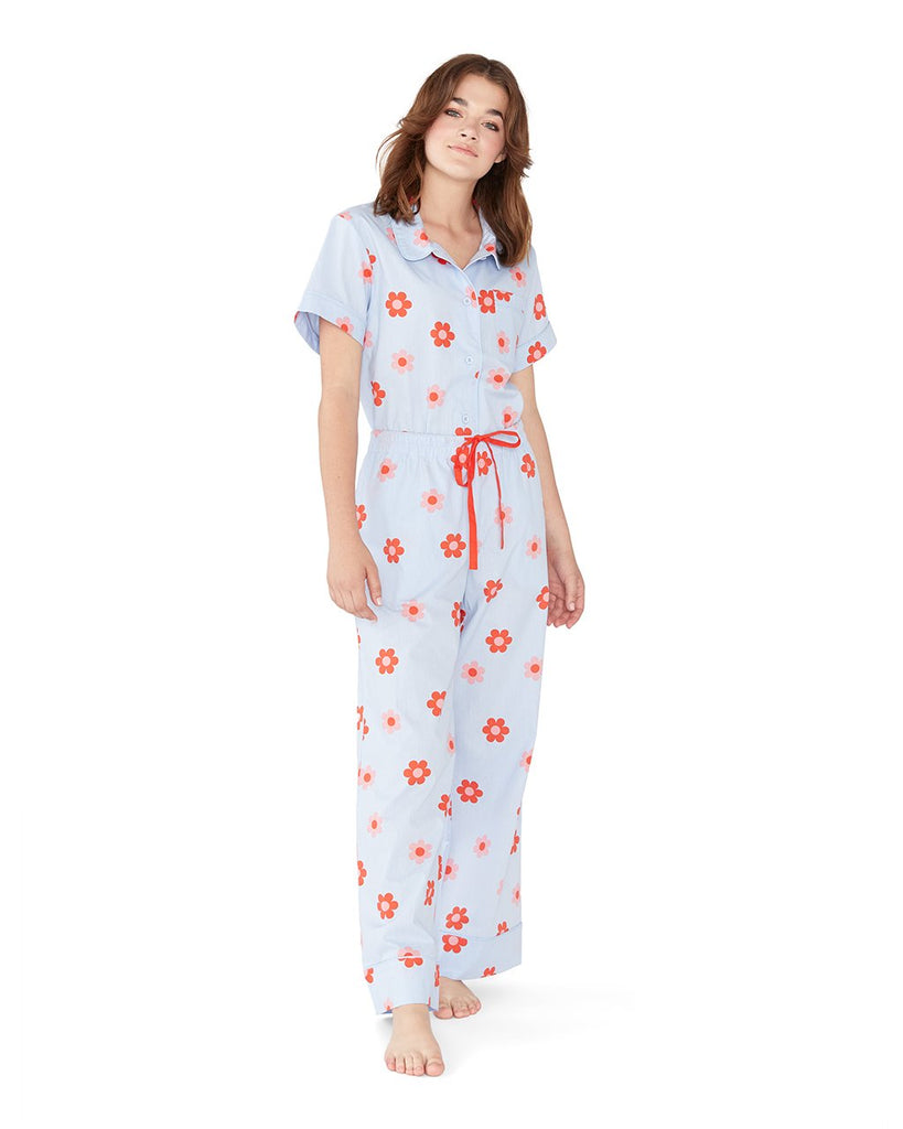 Retro Daisy Sleep Pant