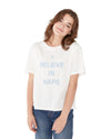 I Believe In Naps Boxy Tee