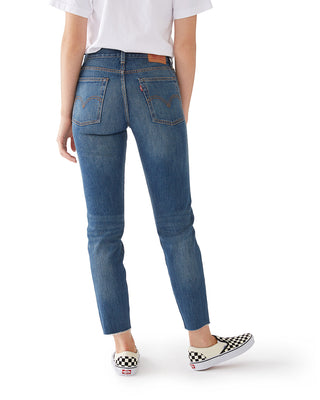 classic tint wedgie jeans