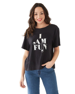 I am fun boyfriend tee
