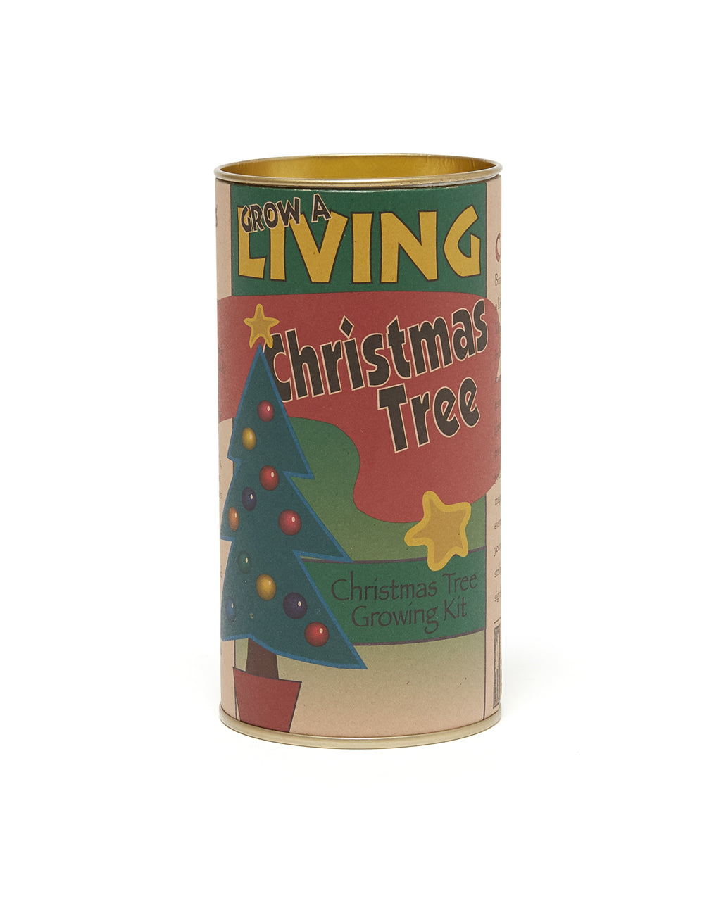 living christmas tree grow kit
