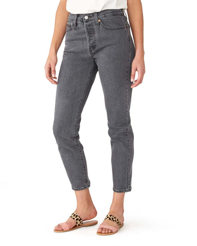 Wedgie Icon Fit Jeans - Bite My Dust