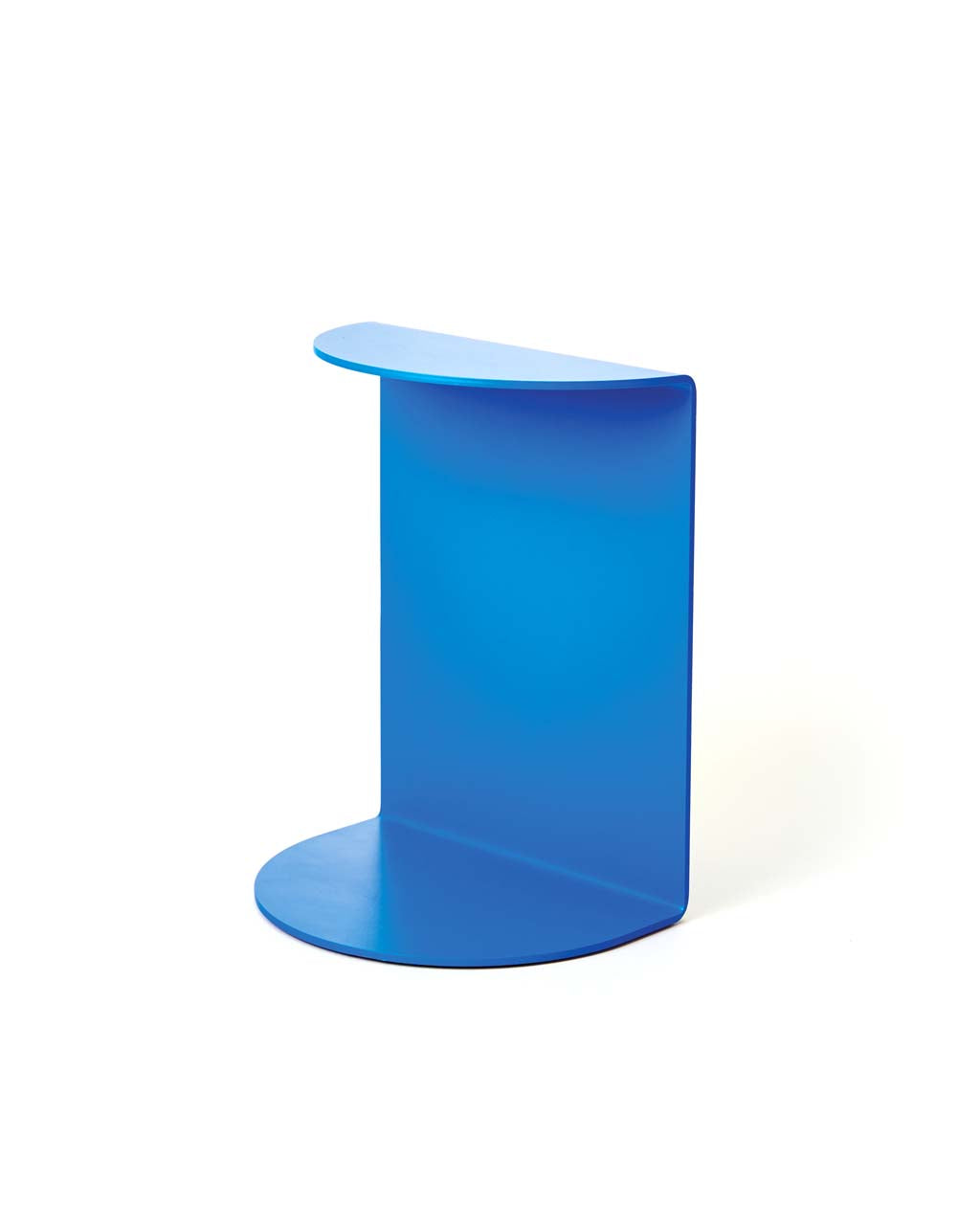 This Reference Bookend by Areaware comes in bright blue.