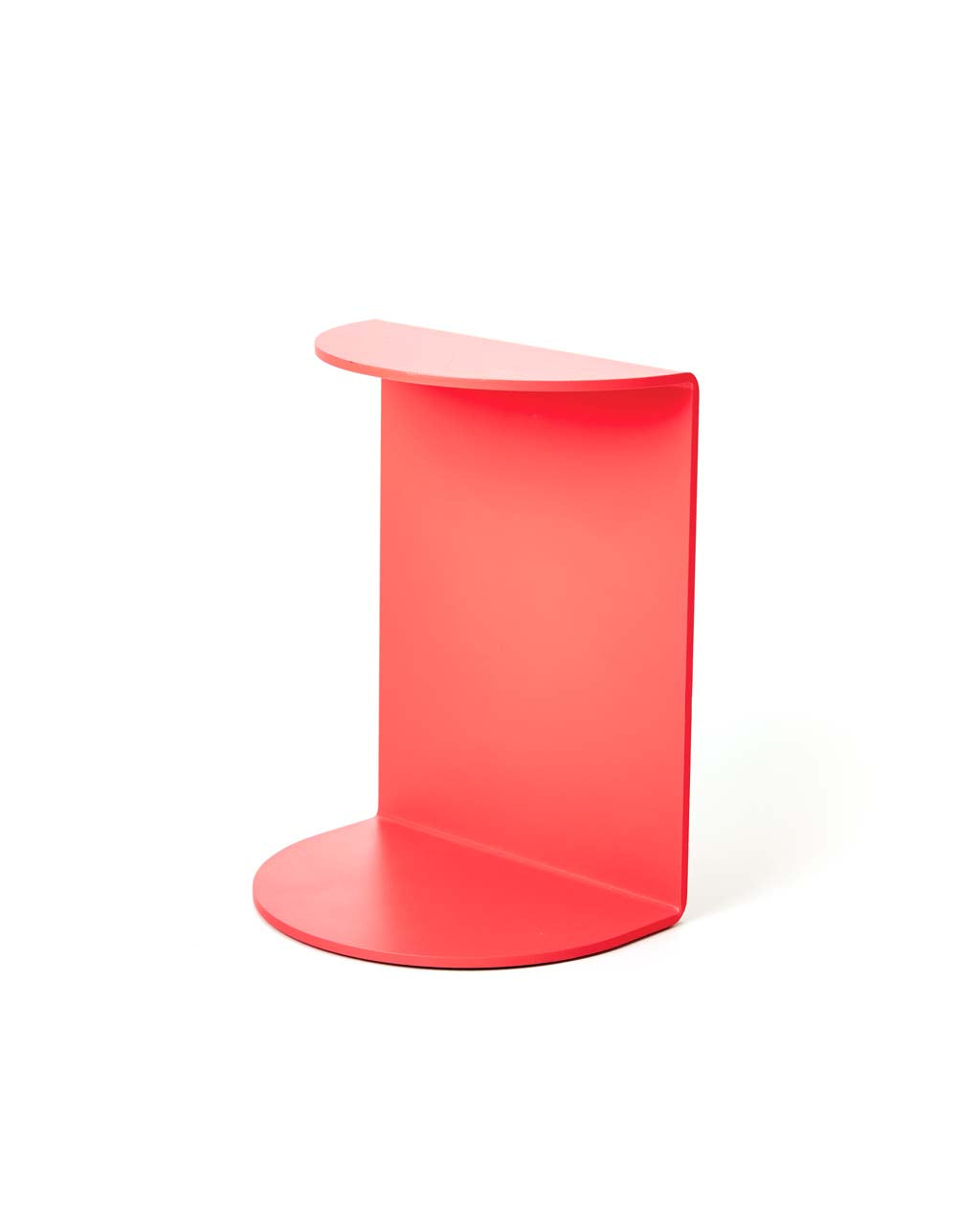 This Reference Bookend by Areaware comes in bright red.