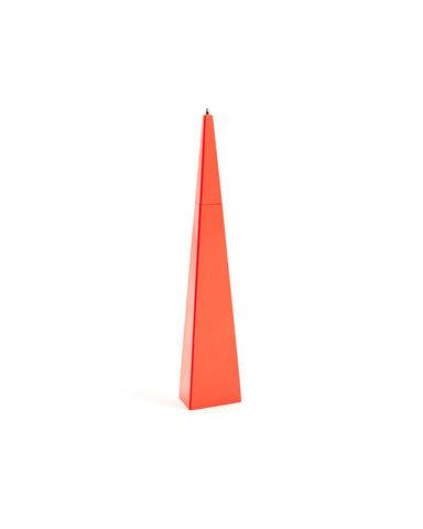 Standing Pen - Red Triangle