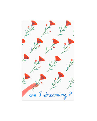 art print - am I dreaming?