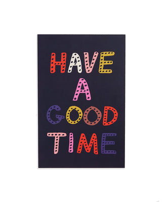 art print - have a good time