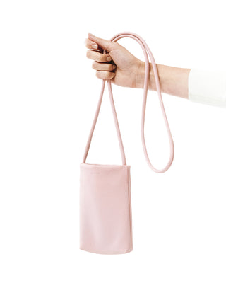 phone sling - powder pink