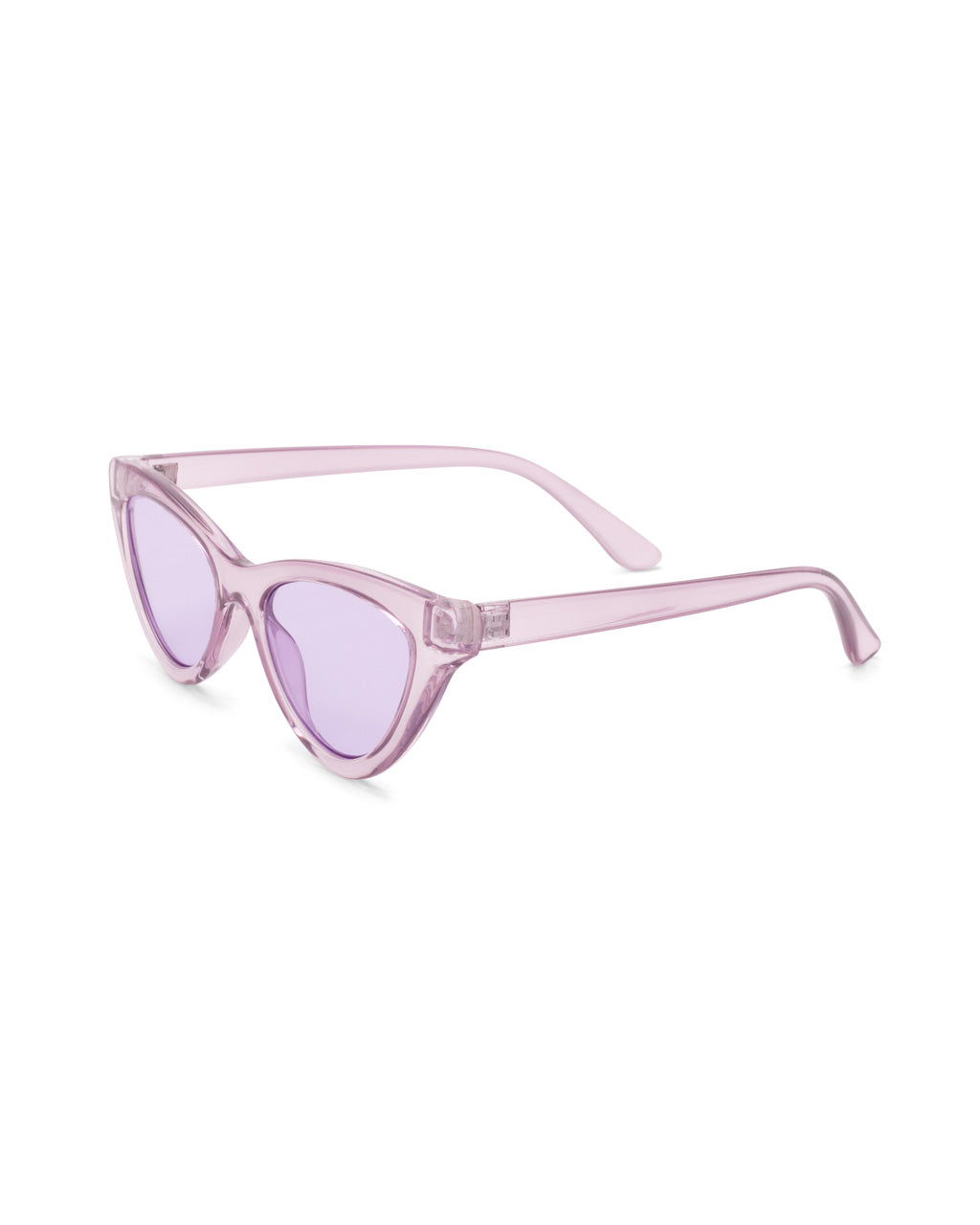 cool cat eye - lilac