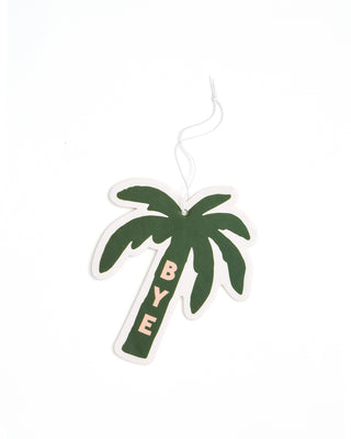 air freshener - palm tree