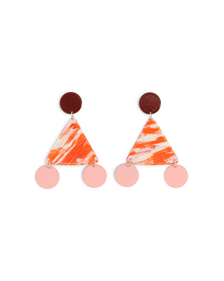terzetto earrings