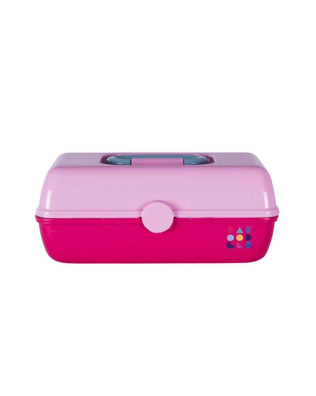 Small Caboodles Makeup Case - Light Pink & Hot Pink