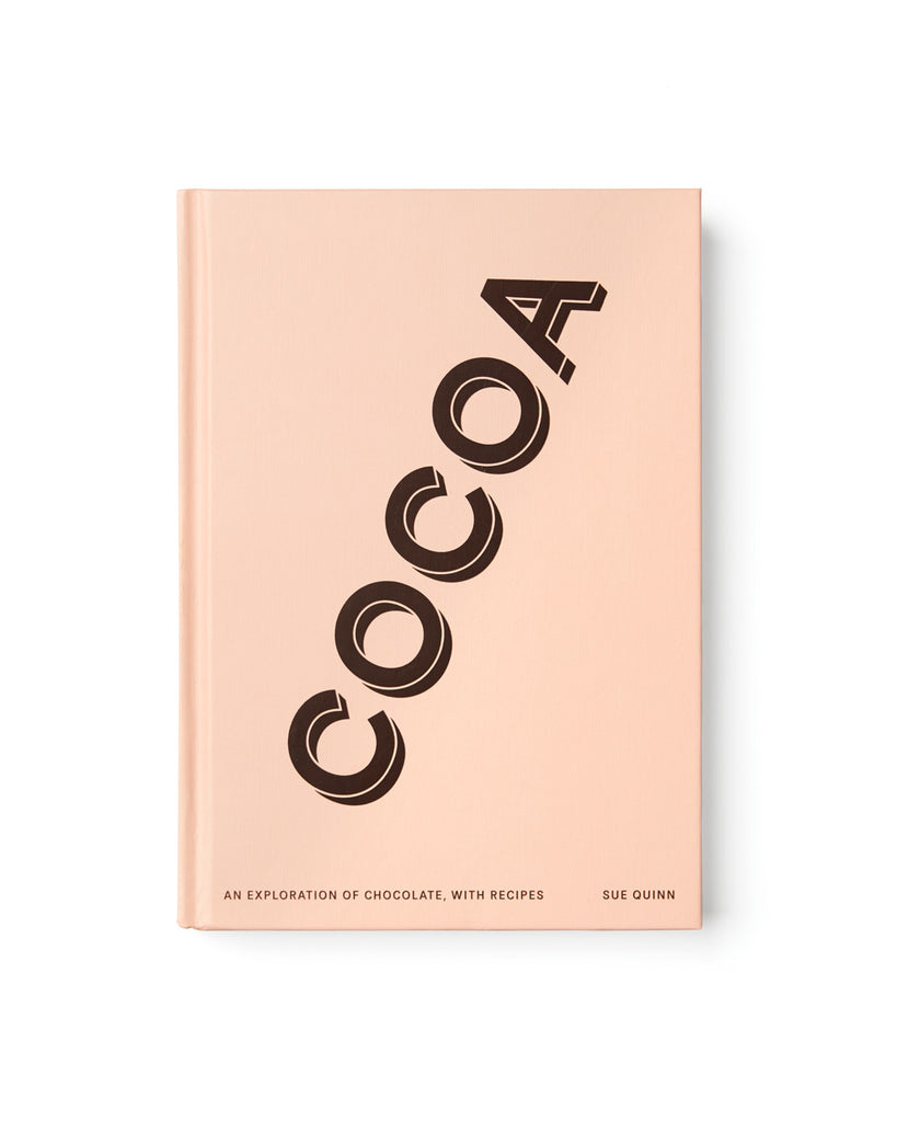 'Cocoa' by Sue Quinn in hardback.