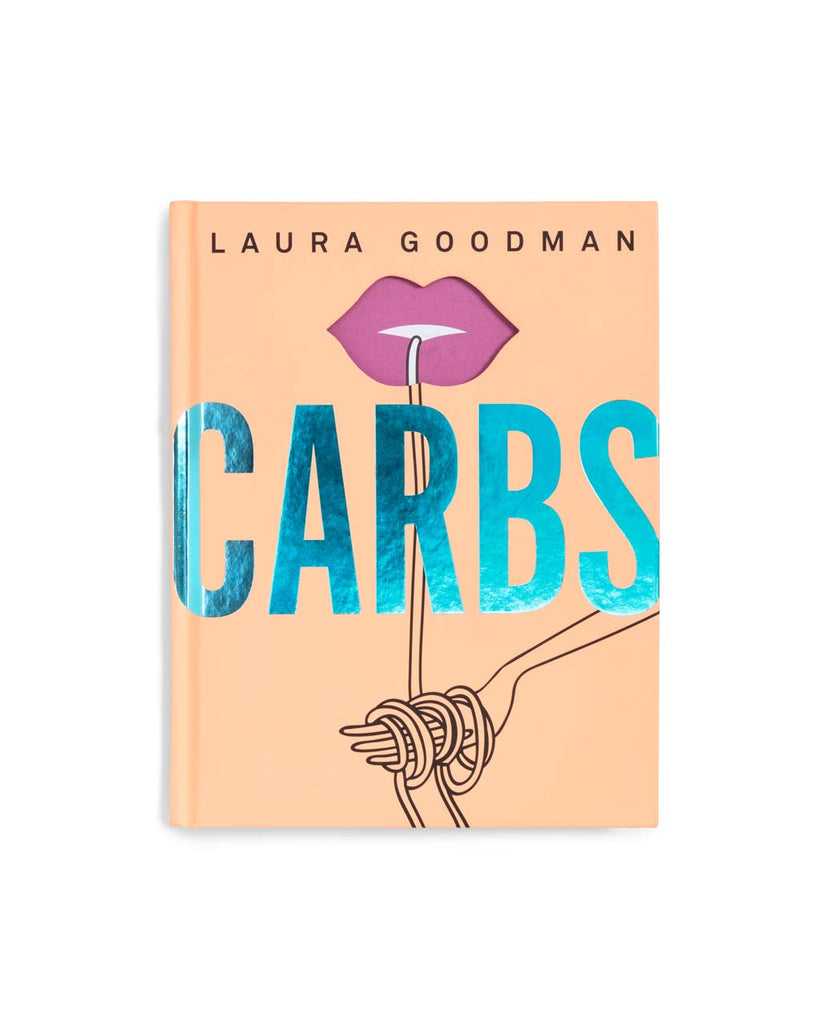 'Carbs' by Laura Goodman in hardcover.