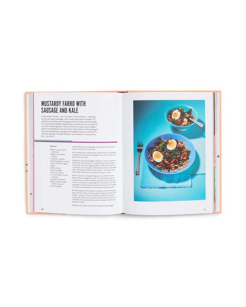 192 pages of original recipes.