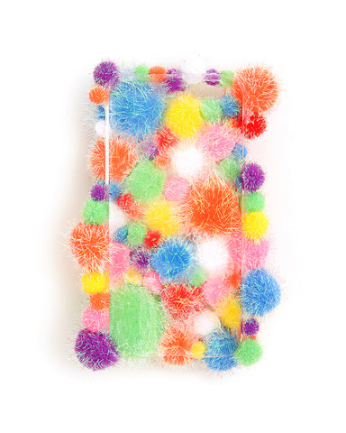 pom pom iphone 6/6s case