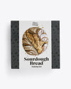 sourdough bread kit packaging