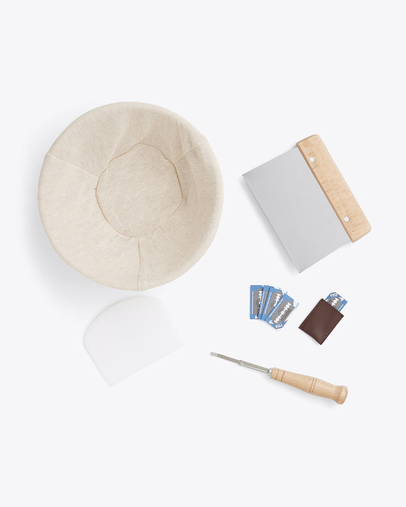 sourdough bread kit tools