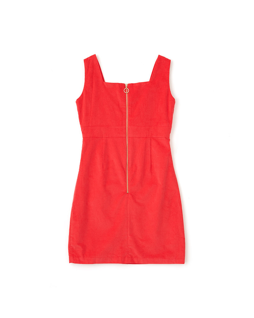 Uppercut Corduroy Dress