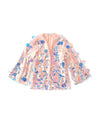 iridescent sequin jacket