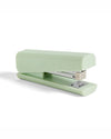 Front-side view of stapler.