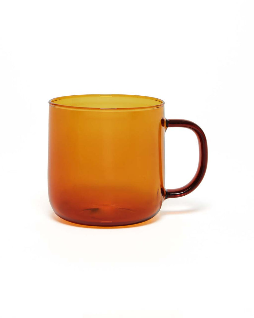 The heat-resistant glass makes this great for hot and cold drinks.
