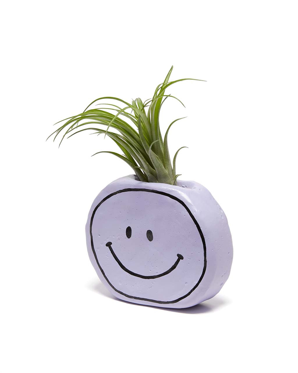 Happy Face Planter - Lilac