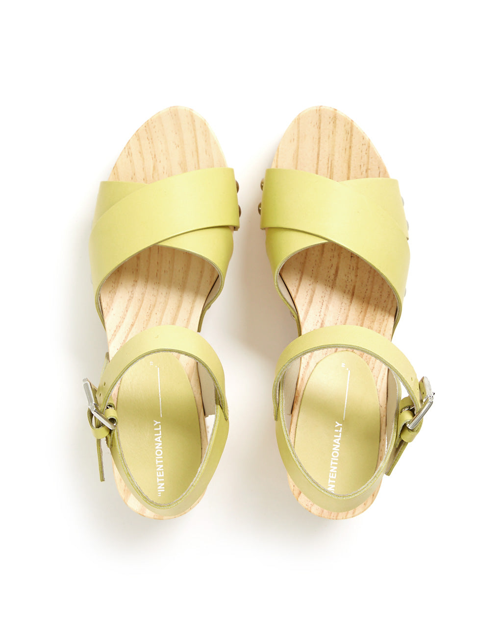 Twin Clog - Lemon
