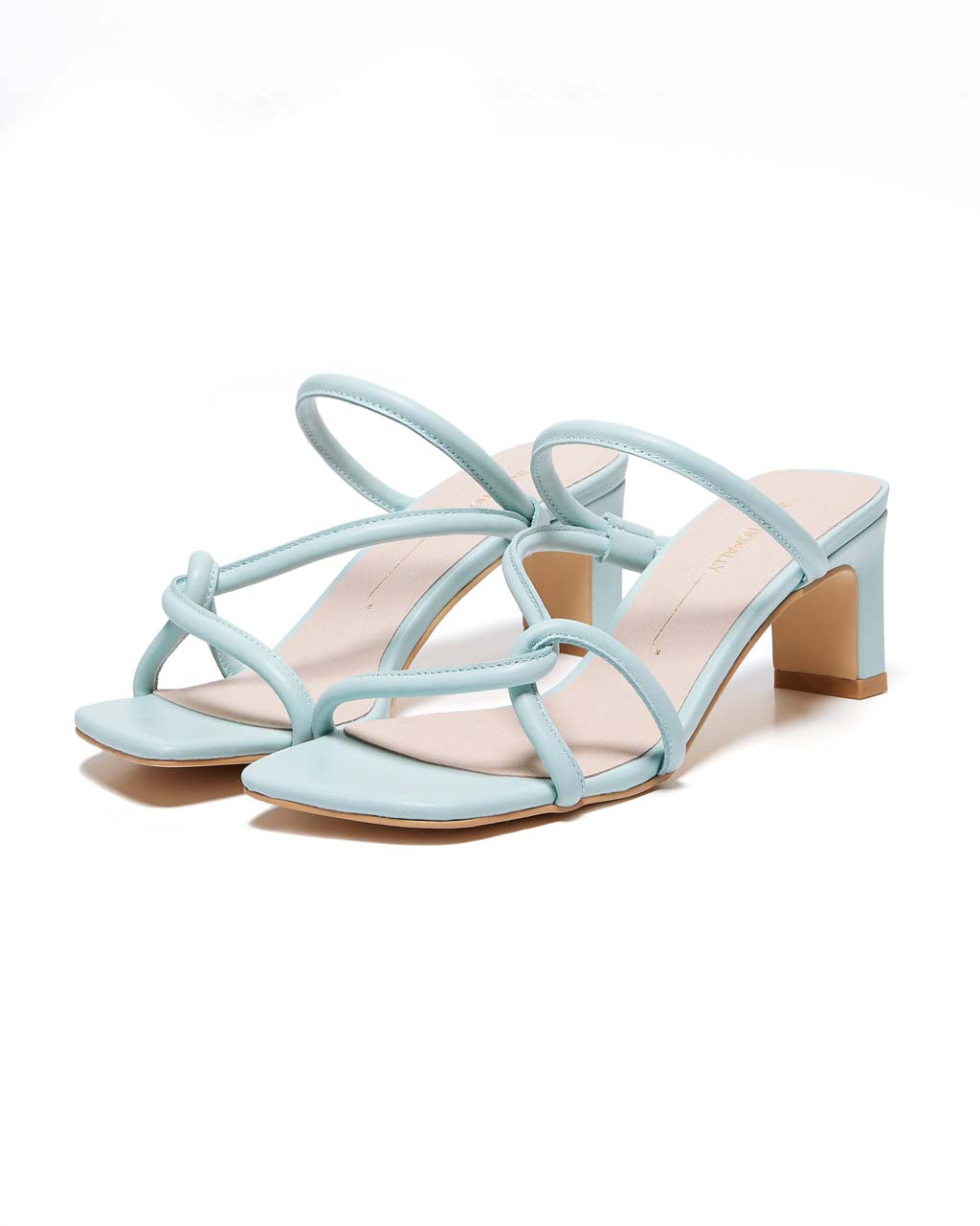 Willow Sandal - Baby Blue