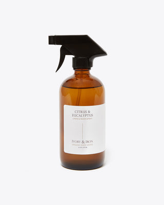 16 ounce spray bottle of linen and room spray
