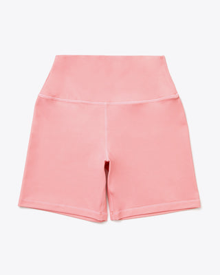 light pink biker shorts