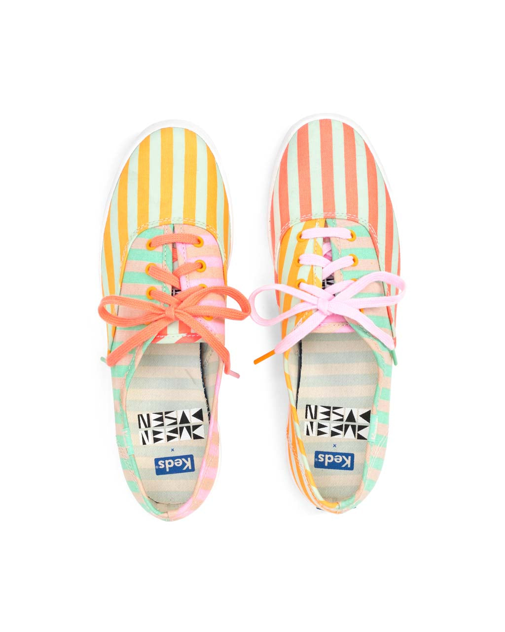These Keds have a super-comfy Dream Foam™ footbed.