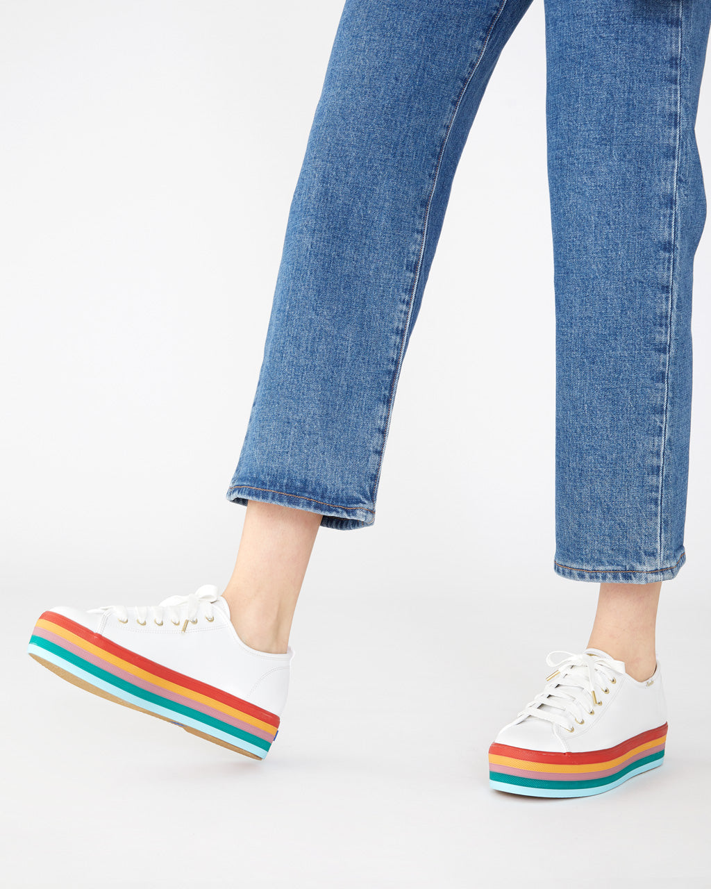 Triple Up Rainbow by Keds - Shoes - ban.do