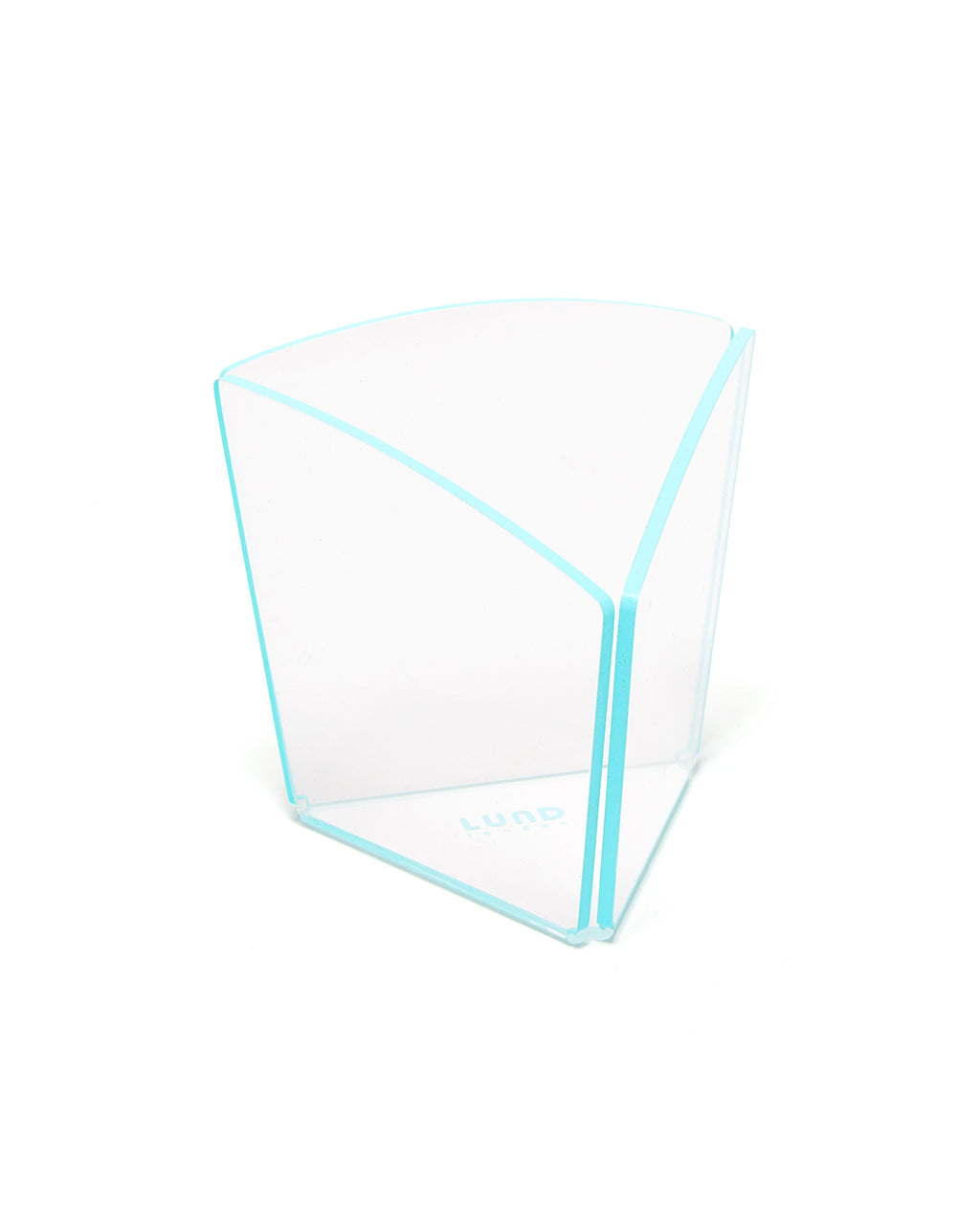 Flash Tidy Acrylic Pencil Cup - Blue