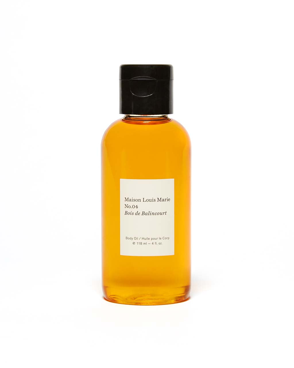 body oil - no. 4