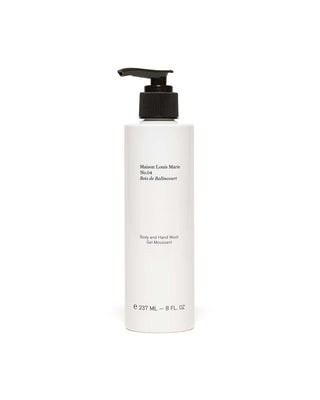 body and hand wash - no. 4