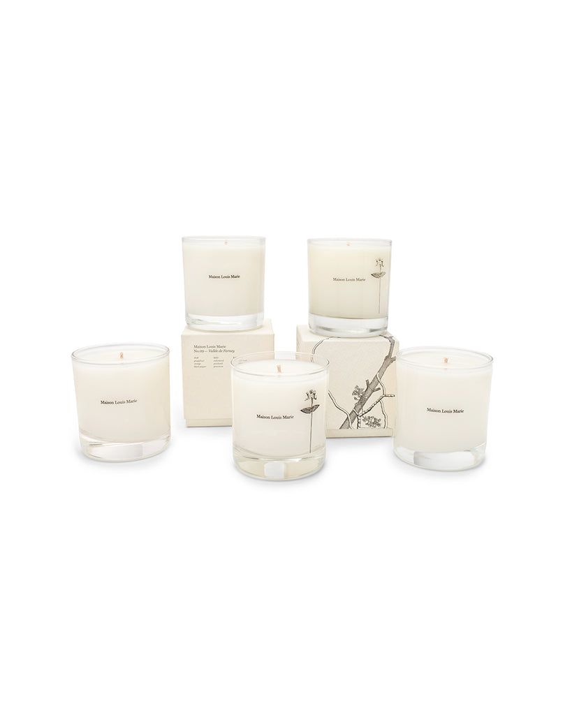 Part of our Series of Maison Louis Marie soy-blend candles.