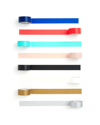 paper tape 8 pack - assorted