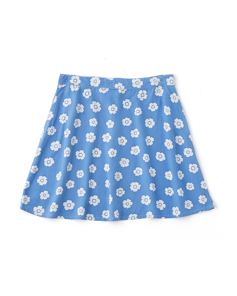 Andrea Daisy Mini Skirt