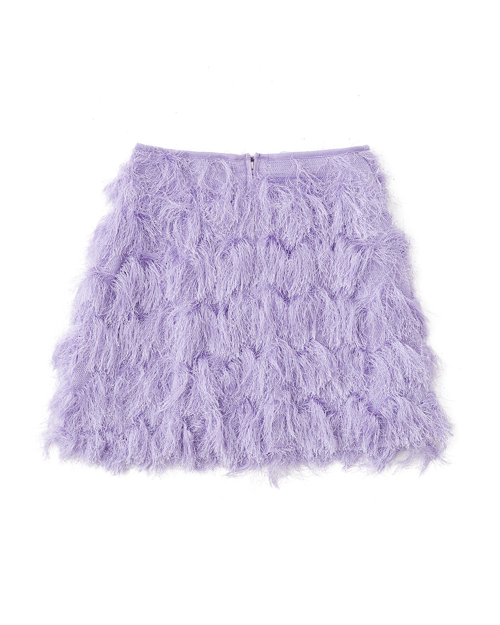 wyne skirt - faux fur