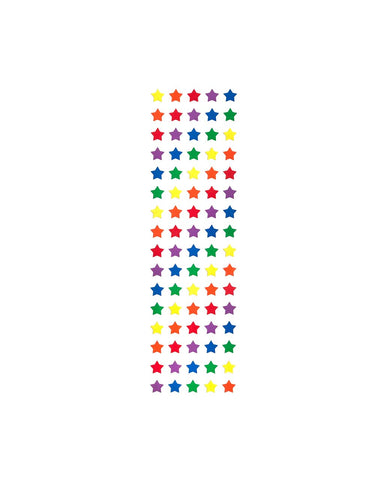 Mini Stars Rainbow Stickers