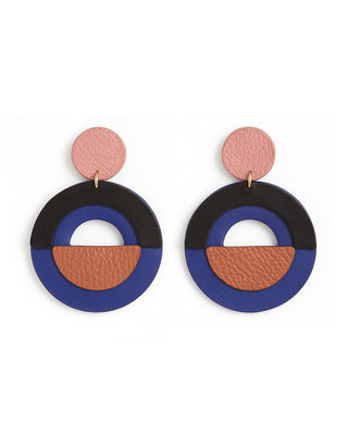 amaranta oversized earrings