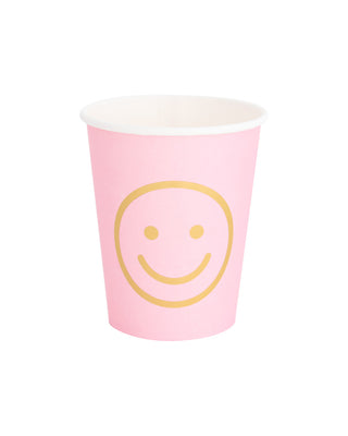 blush smile cups