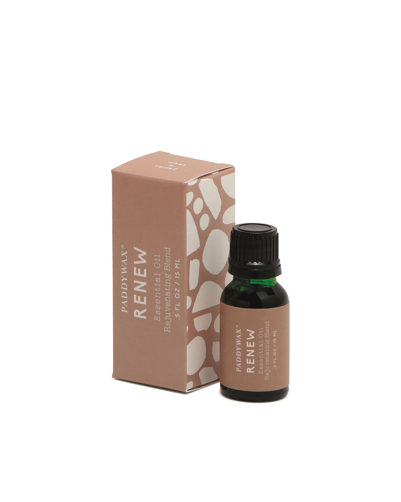 essential oil offered in renew blend