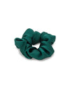 Satin Scrunchie - Green