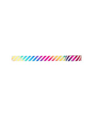rainbow stripe tape