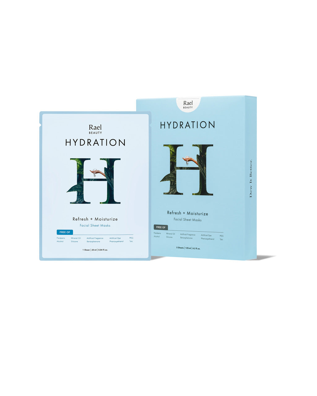 hydration facial mask