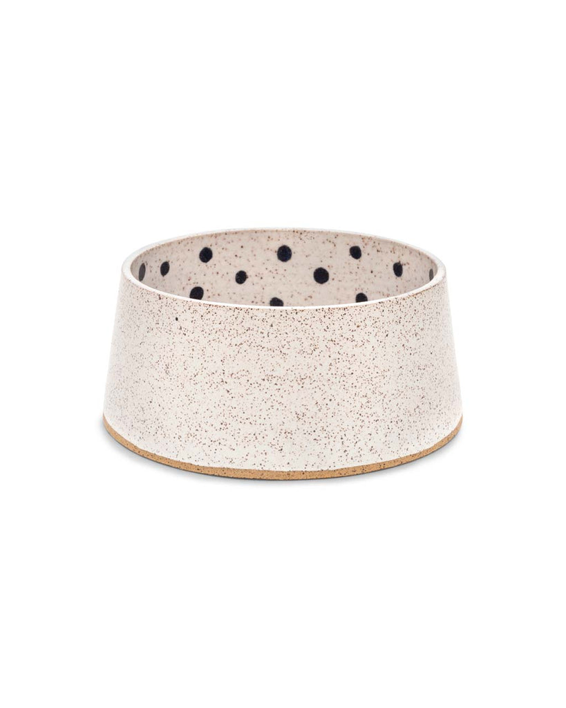 Dots Dog Bowl
